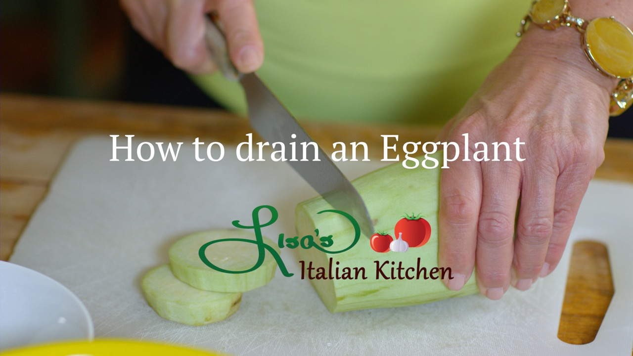How to Clean an Eggplant