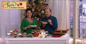 Lisa's Italian Kitchen on QVC - October 25, 2016