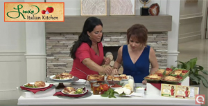 Lisa's Italian Kitchen on QVC – September 7, 2016